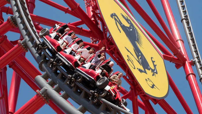 The Not So Magical Science Behind  Chills & Thrills Of Roller Coasters